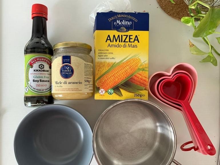 salsa teriyaki ricetta