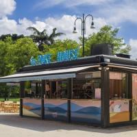 Mangiare al Parco Sempione di Milano: arriva il Kiosk di Poke House