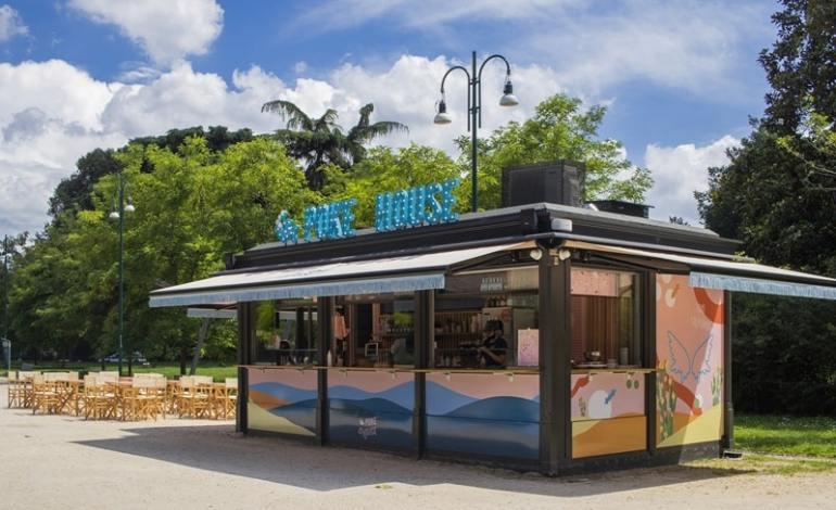 Parco Sempione Poke House Kiosk