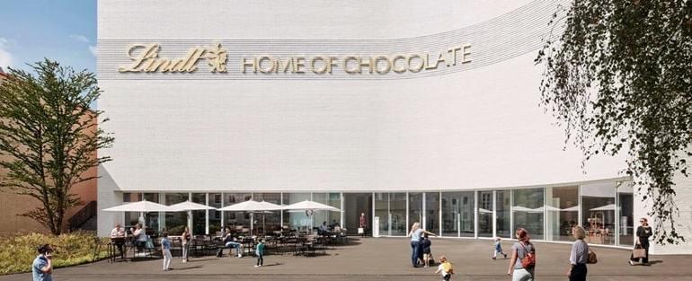 Lindt Zurigo Home of Chocolate