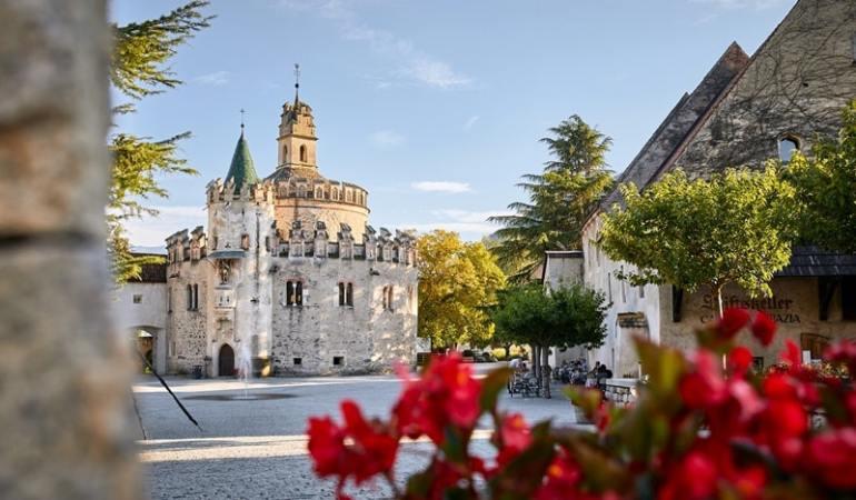 Abbazia di Novacella Trentino Alto Adige