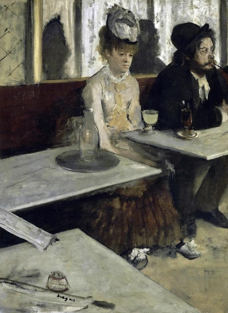 L'assenzio-Degas