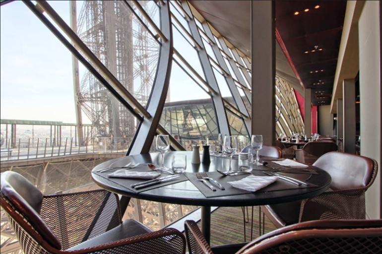 ristorante torre eiffel 58 tour eiffel