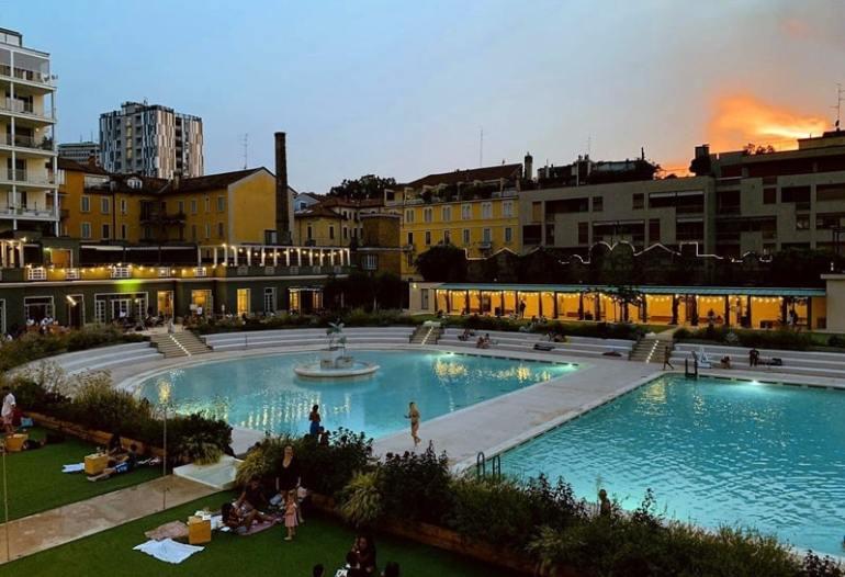 Gud Bagni Misteriosi Milano