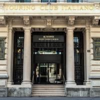 A Milano c'è un hotel nella sede storica del Touring Club Italiano