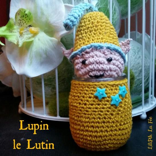 Lupin le Lutin by LiliPik La Fée