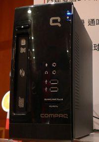 HP Compaq mini-Q nettop