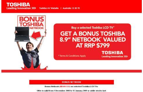toshiba-australia-hdtv-promotion