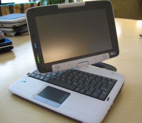 CTL 2Go PC convertible tablet
