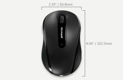 mobile mouse 4000