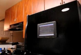 touch book fridge