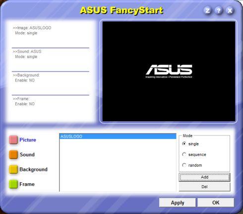 Asus K52JB FancyStart Driver Download