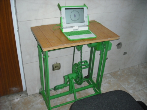 pedal olpc