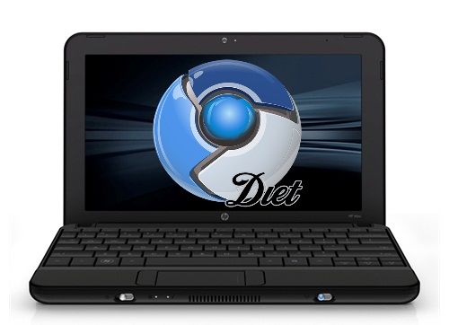 How to preview Google Chrome OS on a netbook - Liliputing