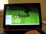 NorhTec Gecko Edubook with Windows XP, WattOS – Video