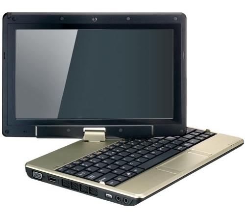 Gigabyte T1028X Notebook WLAN Windows