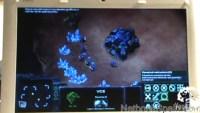 StarCraft II beta on a netbook: It runs, but not very well