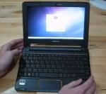 Toshiba AC100 hacked to run Ubuntu Linux – video