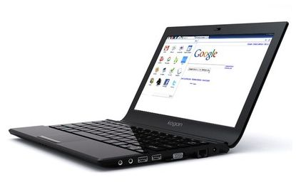 Kocan Agora Chromium laptop