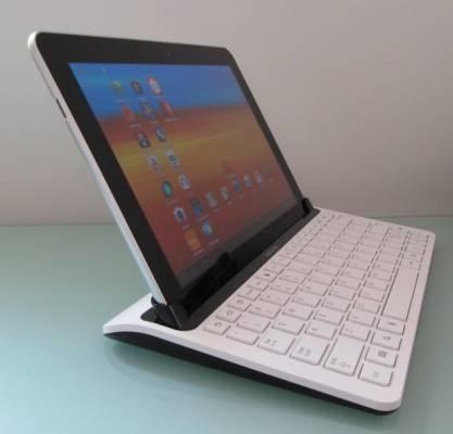 Samsung Galaxy Tab 10.1 Keyboard Dock
