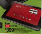 Deal of the Day: $100 Target gift card with $399 Acer Iconia Tab A500 purchase