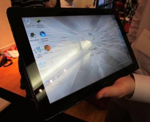Samsung Series 7 Slate PC