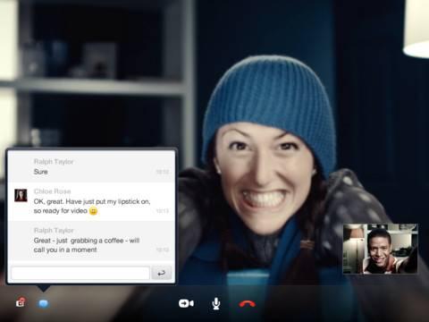 Skype for iPhone, iPad gets anti-shake video update - Liliputing