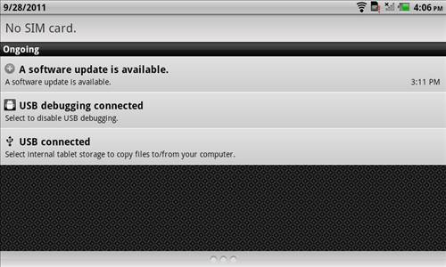 Dell 7 update