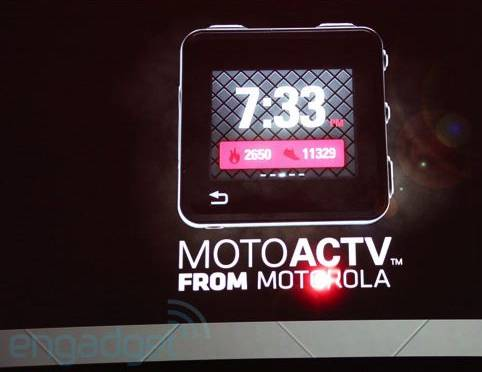 Moto ACTV
