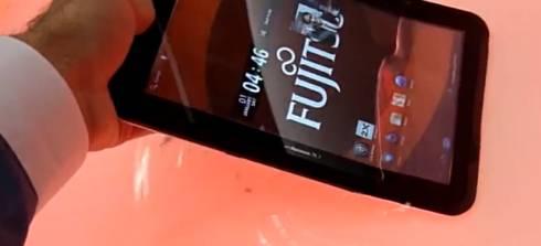 Fujitsu Arrows Tab F-01D
