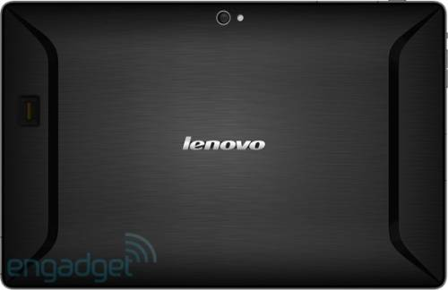 Lenovo tablet with Tegra 3