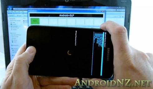 Samsung Galaxy Note rooted