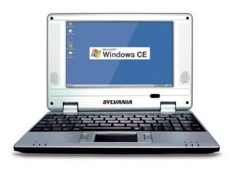 Sylvania Netbook