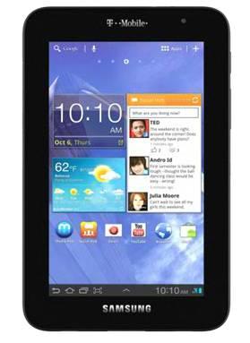 Samsung Galaxy Tab 7.0 Plus T-Mobile