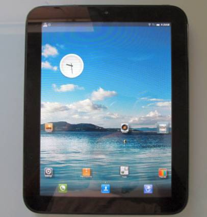 MIUI on the HP TouchPad