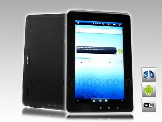 Gadmei T863 3D tablet