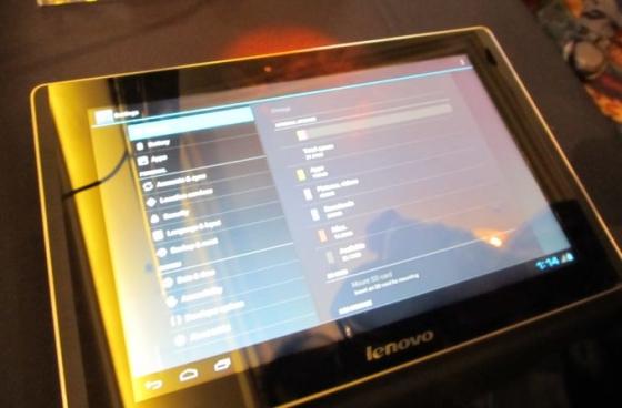 Lenovo IdeaPad K2
