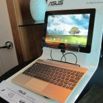 First look at the Asus Eee Pad Transformer Prime 1080p tablet – video