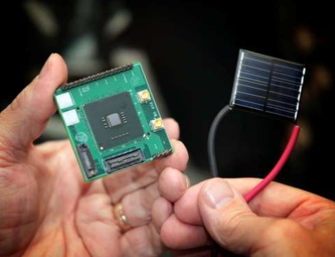 Intel solar processor