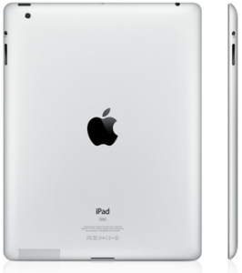 Apple iPad back