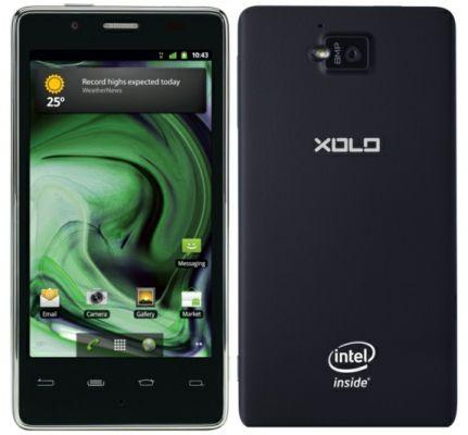 Lava Xolo X900 smartphone