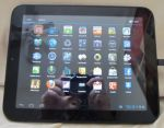 HP TouchPad with Android 4.0