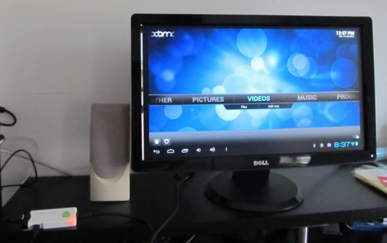 XBMC on the MK802
