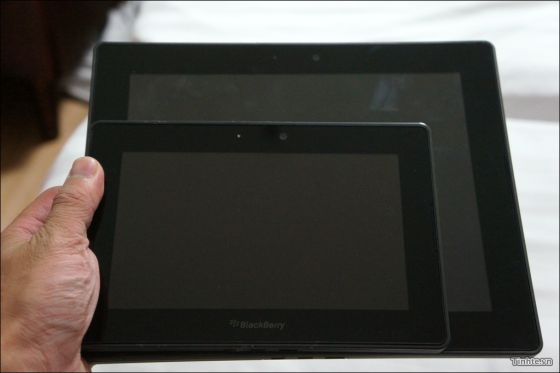 BlackBerry PlayBook 10