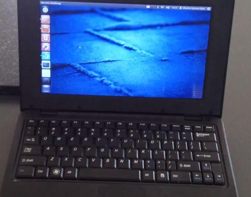 Rikomagic ARM netbook