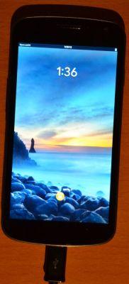 Open webOS on the Samsung Galaxy Nexus