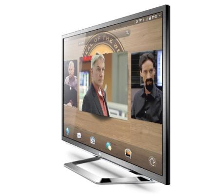 LG open webOS TV