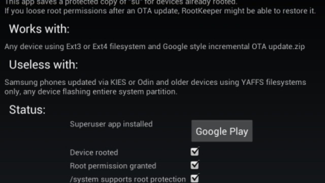 Update Google Nexus 7 to Android 4 1 2 without loosing root