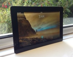 Open webOS on the Asus Eee Pad Transformer Prime