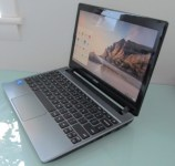 Up to 10 percent of Acer's laptop shipments are Chromebooks